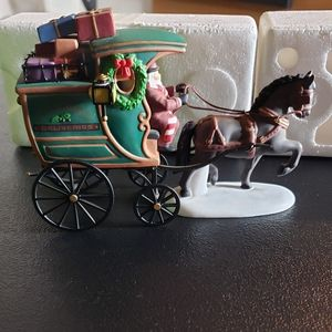 Dept 56 Fizziwig Delivery Wagon